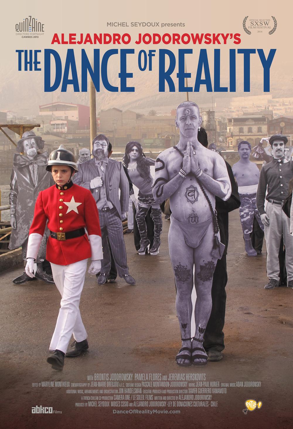 La Danza de la Realidad [HDRip] [MULTI]